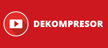 DEKOMPRESOR TV na YouTube