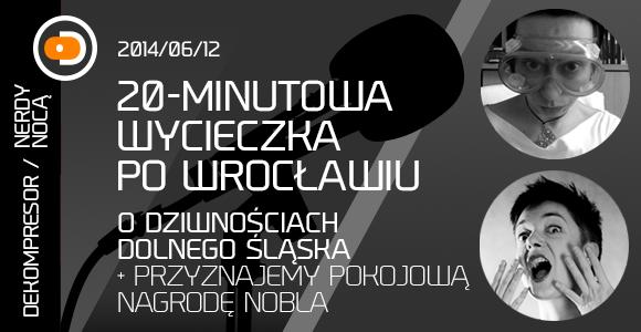 20-minutowa wycieczka po Wrocławiu