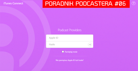 Podcasts Connect