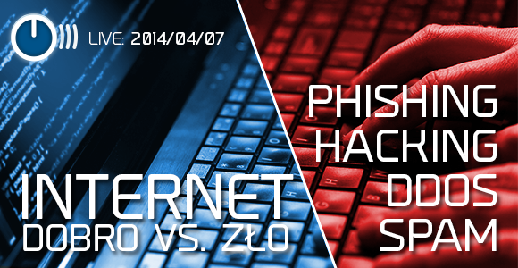Phishing, Hacking, DDOS, Spam