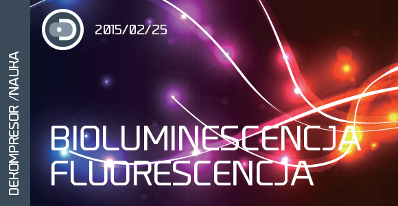 bioluminescencja i fluorescencja