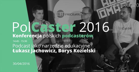 Podcast jako narzędzie edukacyjne